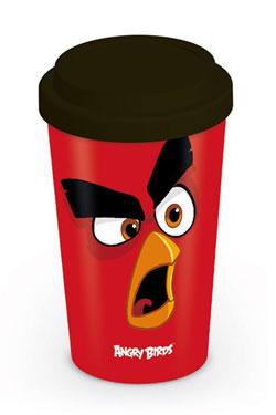 Angry Birds Travel Mug Red