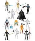 Star Wars Saga Legends Action Figures 10 cm 2013 Wave 2 Assortment (12)