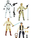 Star Wars Black Series Action Figures 15 cm 2014 Wave 1 Assortment (4)
