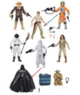 Star Wars Black Series Action Figures 10 cm 2014 Wave 2 Revision 4 Case (12)