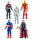 Avengers Titan Hero Action Figures 30 cm 2015 Wave 4 Assortment (8)