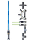 Star Wars Electronic Lightsaber BladeBuilders 2015 Jedi Master