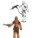 Star Wars Episode VII Ultimate Deluxe Action Figures 30 cm 2015 Wave 1 Assortment (4)