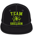 The Big Bang Theory Adjustable Cap Team Sheldon