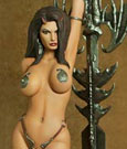Heavy Metal Statue 1/4 Guardian Girl 56 cm