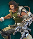 Bionic Commando Statue 1/4 Nathan Rad Spencer 43 cm