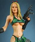 Heavy Metal Statue 1/4 Alien Marine Girl 54 cm