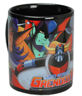 Grendizer Mug Heroes and Foes