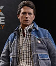 Back to the Future Movie Masterpiece Action Figure 1/6 Marty McFly 28 cm