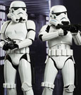 Star Wars Movie Masterpiece Action Figure 2-Pack 1/6 Stormtroopers