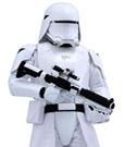 Star Wars Episode VII Movie Masterpiece Action Figure 1/6 First Order Snowtrooper 30 cm