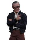 Stan Lee Movie Masterpiece Action Figure 1/6 30 cm