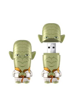 Star Wars MIMOBOT USB Flash Drive Yoda 8 GB