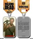 The Walking Dead Dog Tag with ball chain Daryl