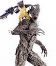 Guardians of the Galaxy Statue 1/6 Rocket & Groot Prison Ver. 59 cm