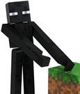 Minecraft Action Figure Enderman 8 cm