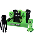 Minecraft Plush Figure 18 cm Assortment Core (9)