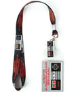Nintendo Lanyard With Charm Controler