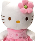Hello Kitty Plush Figure Baby 27 cm