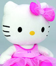 Hello Kitty Plush Figure Ballerina 40 cm