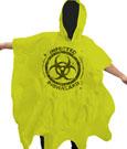 Zombie Poncho Biohazard