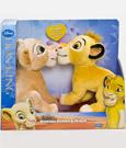The Lion King Plush Figure Set 20 cm