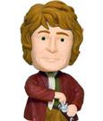 The Hobbit Bobble-Head Bilbo 15 cm