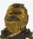 Star Wars Plush Figure Chewbacca 20 cm