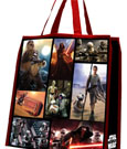 Star Wars Episode VII Tote Bag Characters
