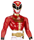 Power Rangers Megaforce Giant Size Action Figure Red Ranger 79 cm Case (4)