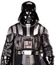 Star Wars Giant Size Action Figure Darth Vader 79 cm Case (4)