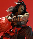 Street Fighter Diorama 1/6 Evil Ryu heo EU Exclusive 34 cm