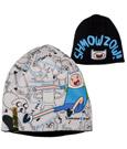 Adventure Time Kids Beanie Reversible Shmowzow