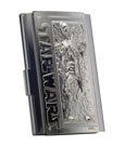 Star Wars Business Card Holder Han Solo in Carbonite 10 cm
