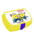 Despicable Me 2 Lunch Box Yellow