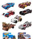Marvel Hot Wheels Vehicles 1/64 Character Cars Wave J Assortment (12)