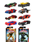 Ultimate Spider-Man Hot Wheels Diecast Vehicles 1/64 Wave C Assortment (12)