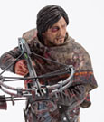 The Walking Dead Action Figure Daryl Dixon Bloody Version 25 cm
