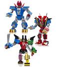 Power Rangers Mega Bloks Construction Set Super Mega Force Megazords Assortment (5)