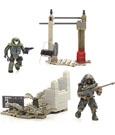 Call of Duty Mega Bloks Construction Set Tactical Unit Assortment (6)