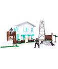 Call of Duty Mega Bloks Construction Set Nuketown