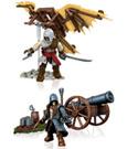 Assassin�s Creed Mega Bloks Construction Set Assortment War Machine (5)
