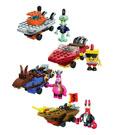 SpongeBob SquarePants Mega Bloks Vehicles Assortment (6)