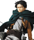 Attack on Titan RAH Action Figure 1/6 Levi 30 cm