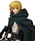 Attack on Titan RAH Action Figure 1/6 Armin Harlert 30 cm