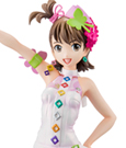 The Idolmaster 2 Brillant Stage Series PVC Statue 1/7 Ami Futami Princess Melody Ver. 21 cm