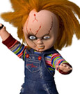 Living Dead Dolls Chucky (Child�s Play) 25 cm