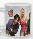 The Big Bang Theory Mug Cast