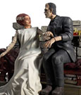 Universal Monsters Statue Bride of Frankenstein 25 cm