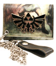 The Legend of Zelda Wallet Zelda Trifold